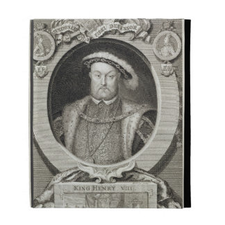 Henry VIII (1491-1547), after a painting in the Ro iPad Folio Cases