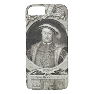 Henry VIII (1491-1547), after a painting in the Ro iPhone 7 Case