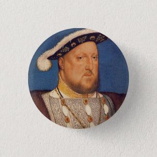 Henry VIII 3 Cm Round Badge