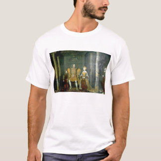 Henry VIII and Family T-Shirt