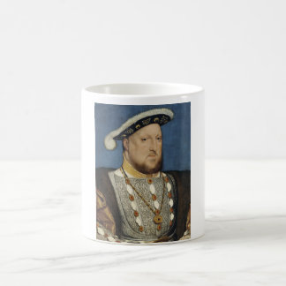 Henry VIII - Hans Holbein the Younger Coffee Mug