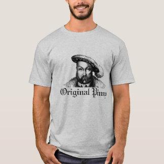 Henry VIII: Original Pimp (Gray) T-Shirt