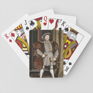 Henry VIII - Playing Cards