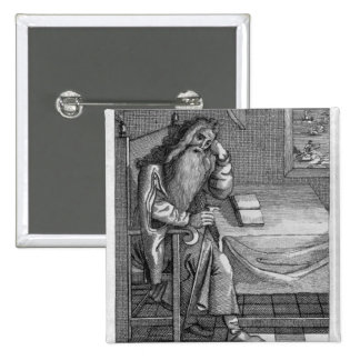 Henry Welby, 1794 15 Cm Square Badge