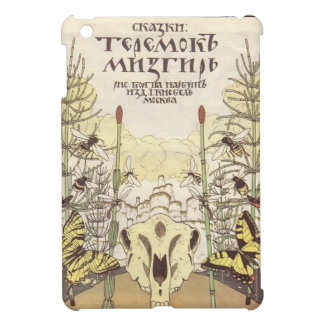 Heorhiy Narbut-  'Fairy Tales: Teremok. Mizgir'. Cover For The iPad Mini