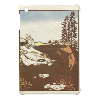 Heorhiy Narbut- Fairy Tales Teremok Mizgir iPad Mini Cover