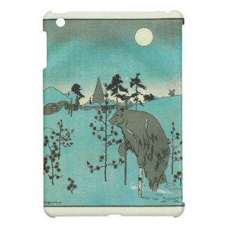 Heorhiy Narbut-  'The crane and heron. Bear.' iPad Mini Cases