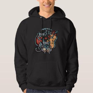 Hep Cat Band Hoodie