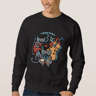 Hep Cat Band Sweatshirt