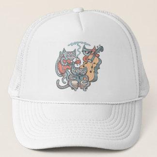 Hep Cat Band Trucker Hat