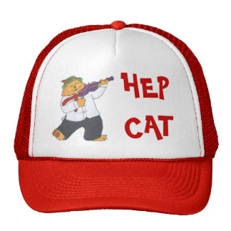 Hep Cat Trucker Hats