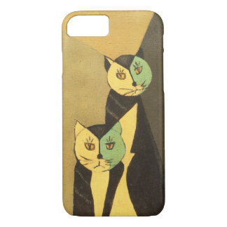 Hep Cats - A Thrift Store Treasure iPhone 7 Case