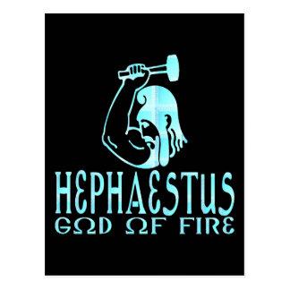 Hephaestus Postcard