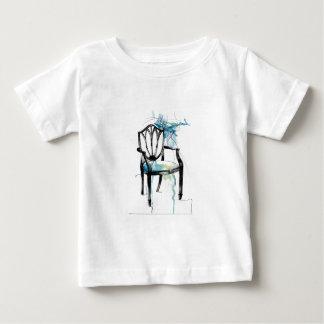 Hepplewhite Chair - Watercolor Baby T-Shirt