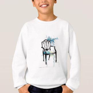 Hepplewhite Chair - Watercolor Sweatshirt