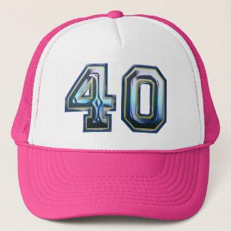 Her 40th Birthday Party Trucker Hat