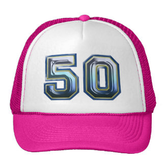 Her 50th Birthday Party Cap