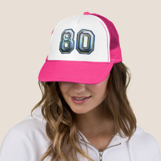 Her 80th Birthday Trucker Hat