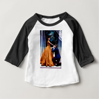 Her Beast and His Beauty Baby T-Shirt