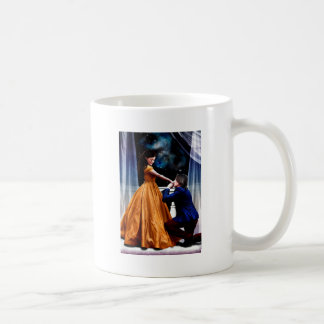 Her Beast and His Beauty Coffee Mug
