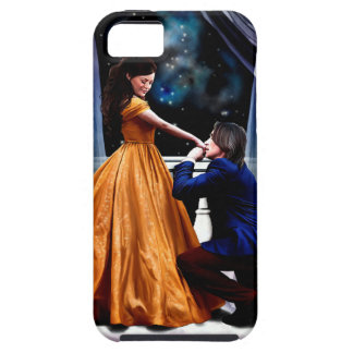 Her Beast and His Beauty Tough iPhone 5 Case