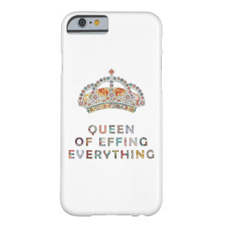 Her Daily Motivation Barely There iPhone 6 Case