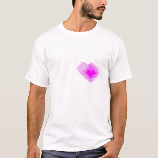 Her Exploding Heart T-Shirt
