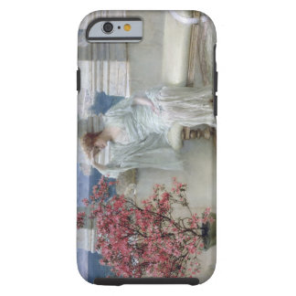'Her eyes are with her thoughts and they are far a Tough iPhone 6 Case