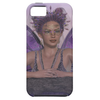 Her favourite Colour is Purple iPhone 5 Cover