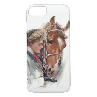 Her Favourite Horse iPhone 7 Case
