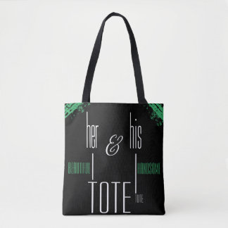 Her & His Tote