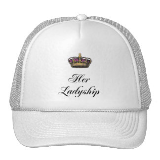 Her Ladyship Cap