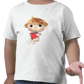 Her Little Heart T-shirts and Gifts
