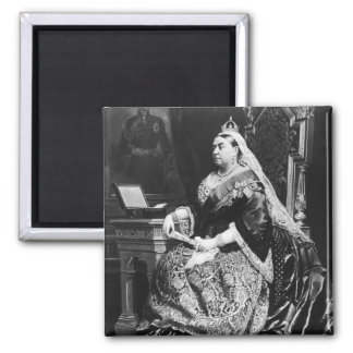 Her Majesty Queen Victoria Fridge Magnets