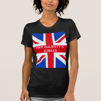 HER MAJESTY'S JUBILEE TSHIRTS
