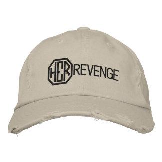 Her Revenge Hat Embroidered Baseball Cap