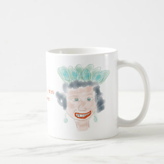 Her Royal Highness The Queen Parody Coffee Mug