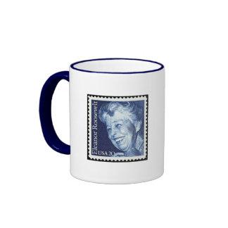 Her-story: Eleanor Roosevelt. Ringer Mug