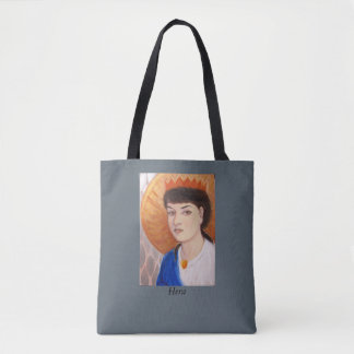 Hera and Zeus tote bag - other version