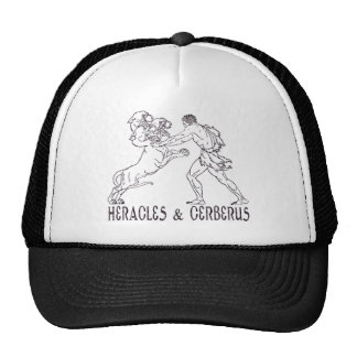 Heracles and Cerberus Hats