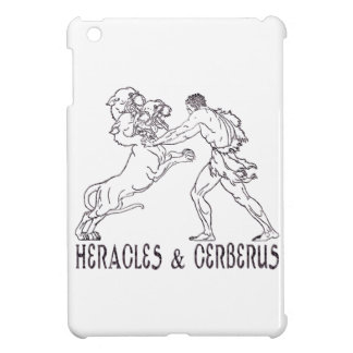 Heracles and Cerberus Cover For The iPad Mini