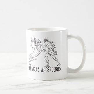 Heracles and Cerberus Mug