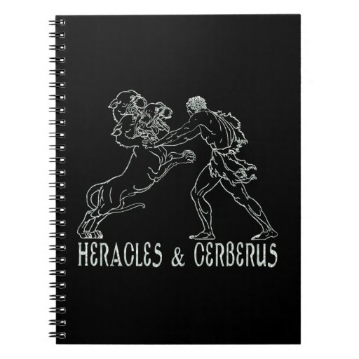Heracles and Cerberus Notebooks
