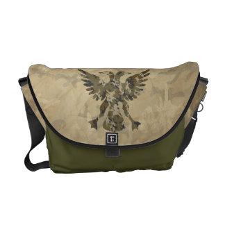 Heraldic Duck Courier Bags