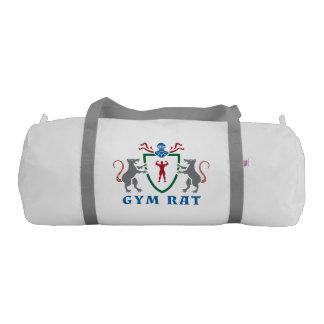 Heraldic Gym Rat Gym Duffel Bag