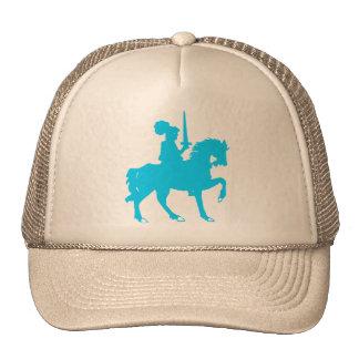 Heraldic Knight Trucker Hats