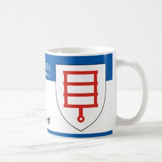 Heraldic Shield from Kuusalu Estonia Coffee Mug