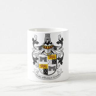 Heraldische mok Van Oven Coffee Mug