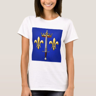 Heraldry of Joan of Arc Jeanne d'Arc T-Shirt