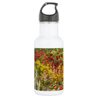 Herb and Flower Border 532 Ml Water Bottle